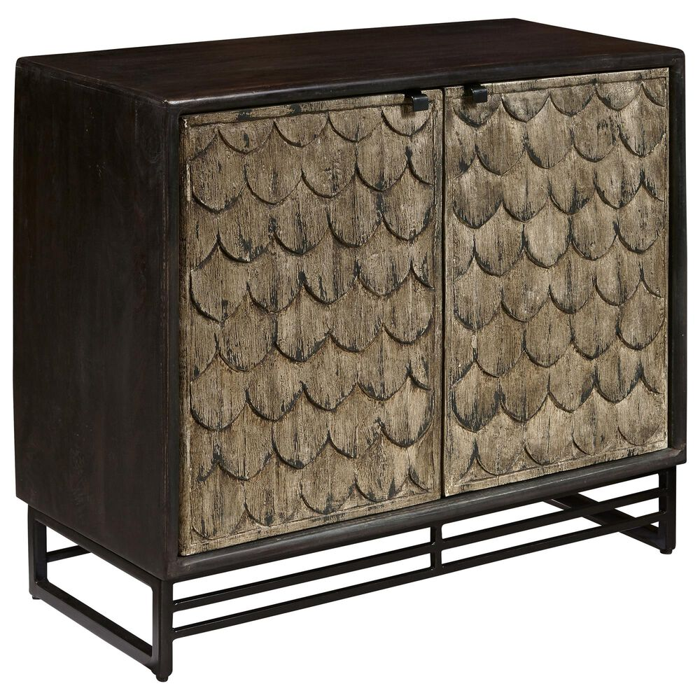 Accentric Approach 2-Door Chest in Brown, , large