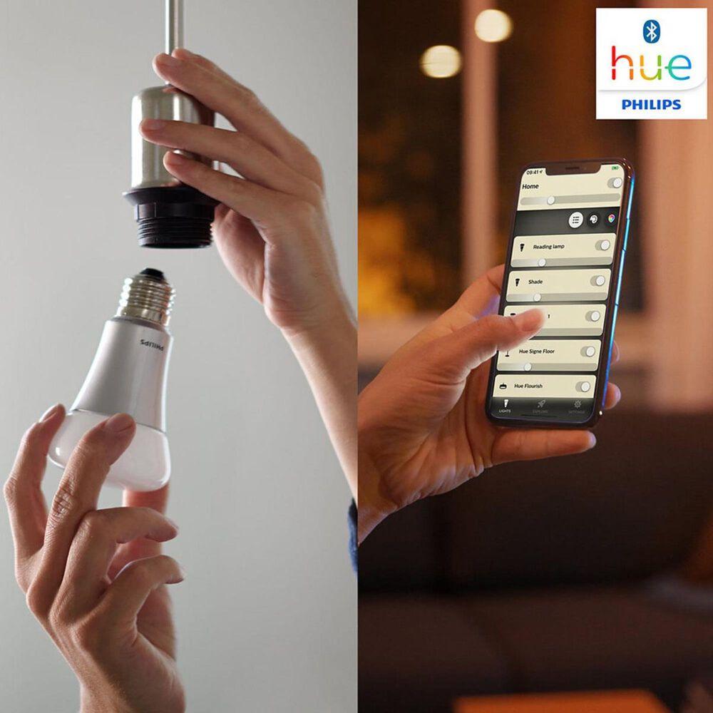 Philips Hue 2-Pack A19 E26 LED Smart Bulb, , large