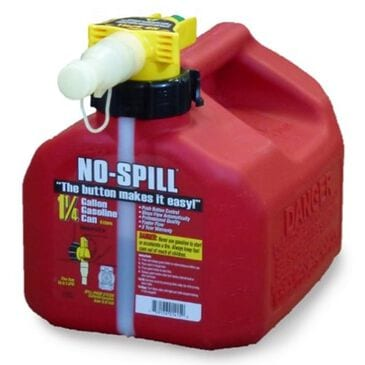 Toro 1 1/4 Gallon No Spill Gas Can, , large