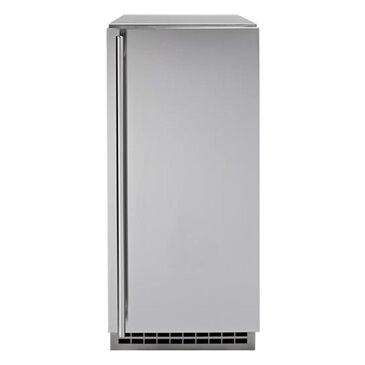 """GE Appliances 15"""" Built-In Clear Nugget Ice Maker (Panel Required), , large"""