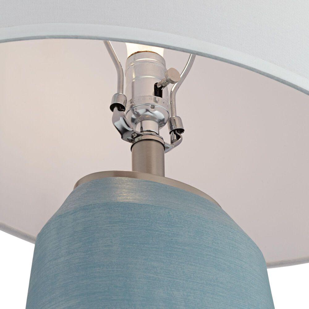 Pacific Coast Lighting Riverton Table Lamp in Med.Blue-Ocean, , large