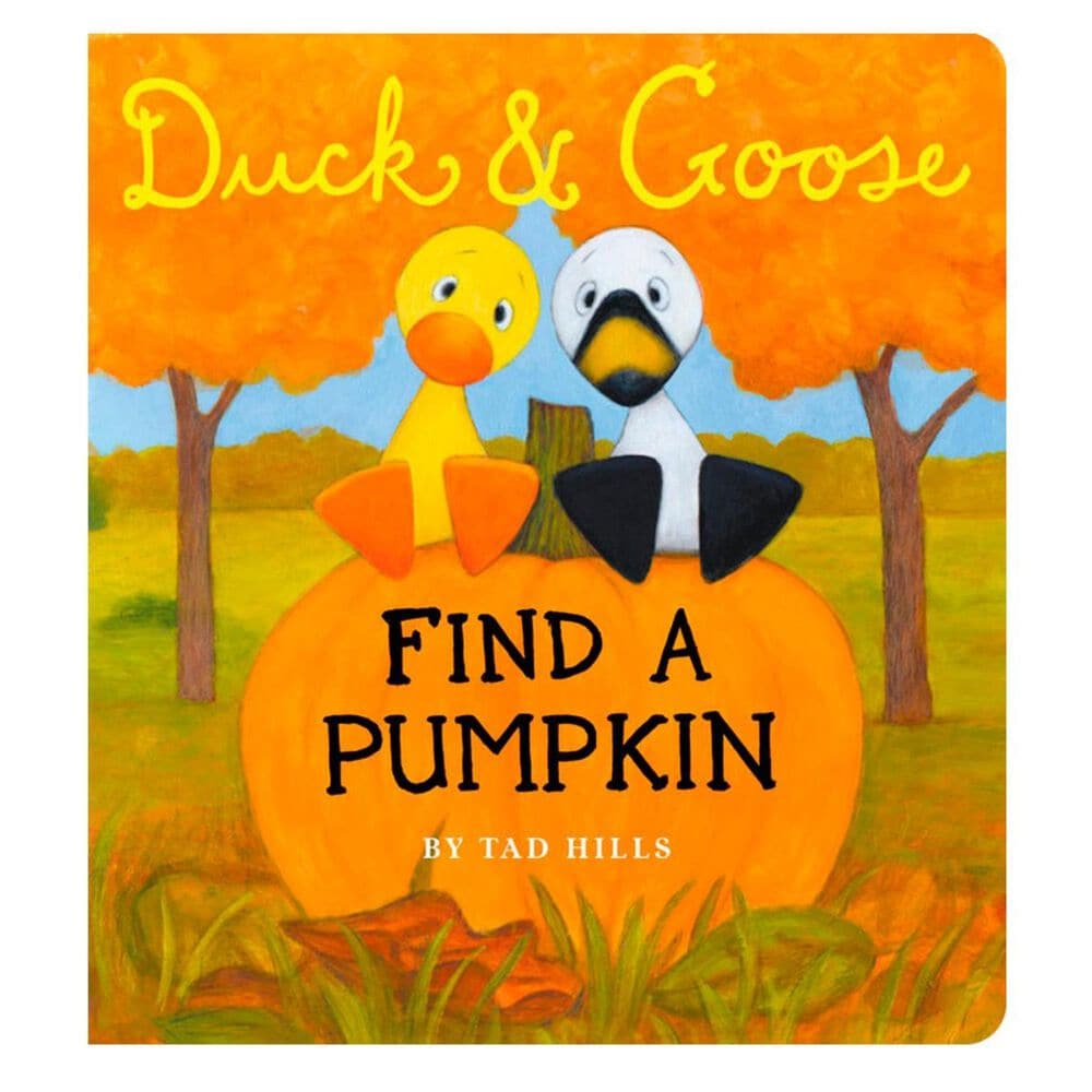 Duck and Goose Find a Pumpkin, , large