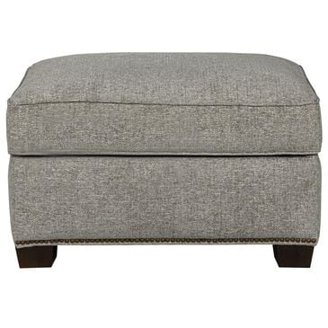 Klaussner Ottoman in Caldwell Cloud, , large