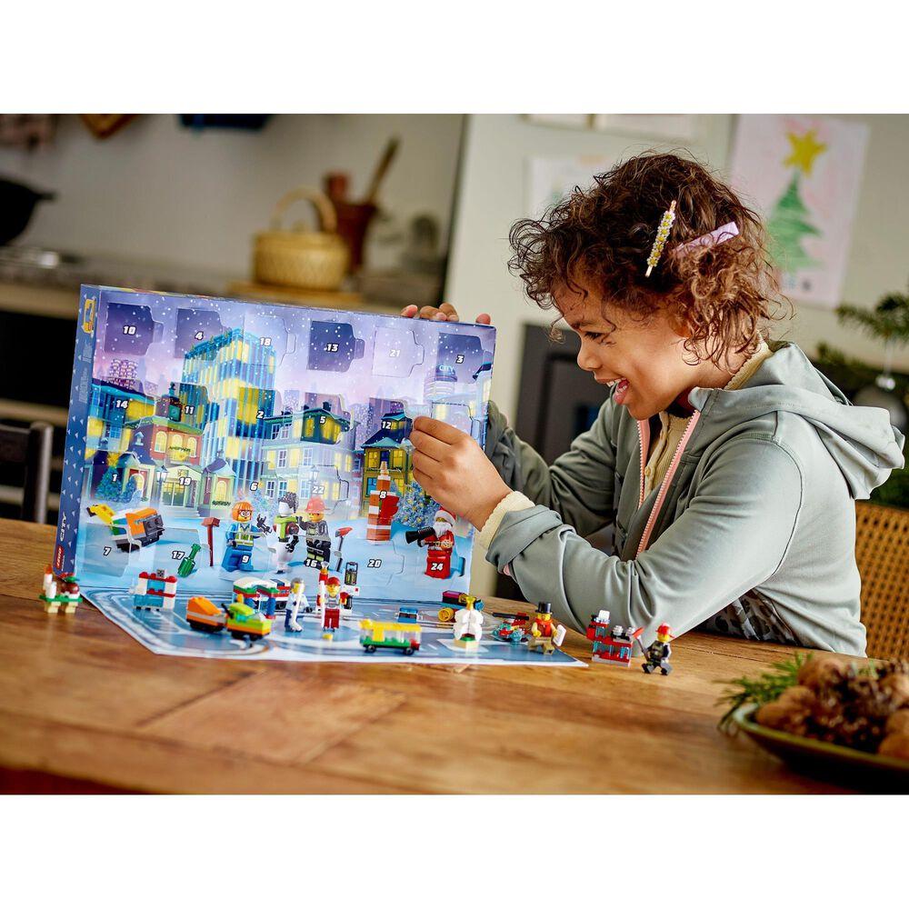 LEGO City Advent Calendar, , large