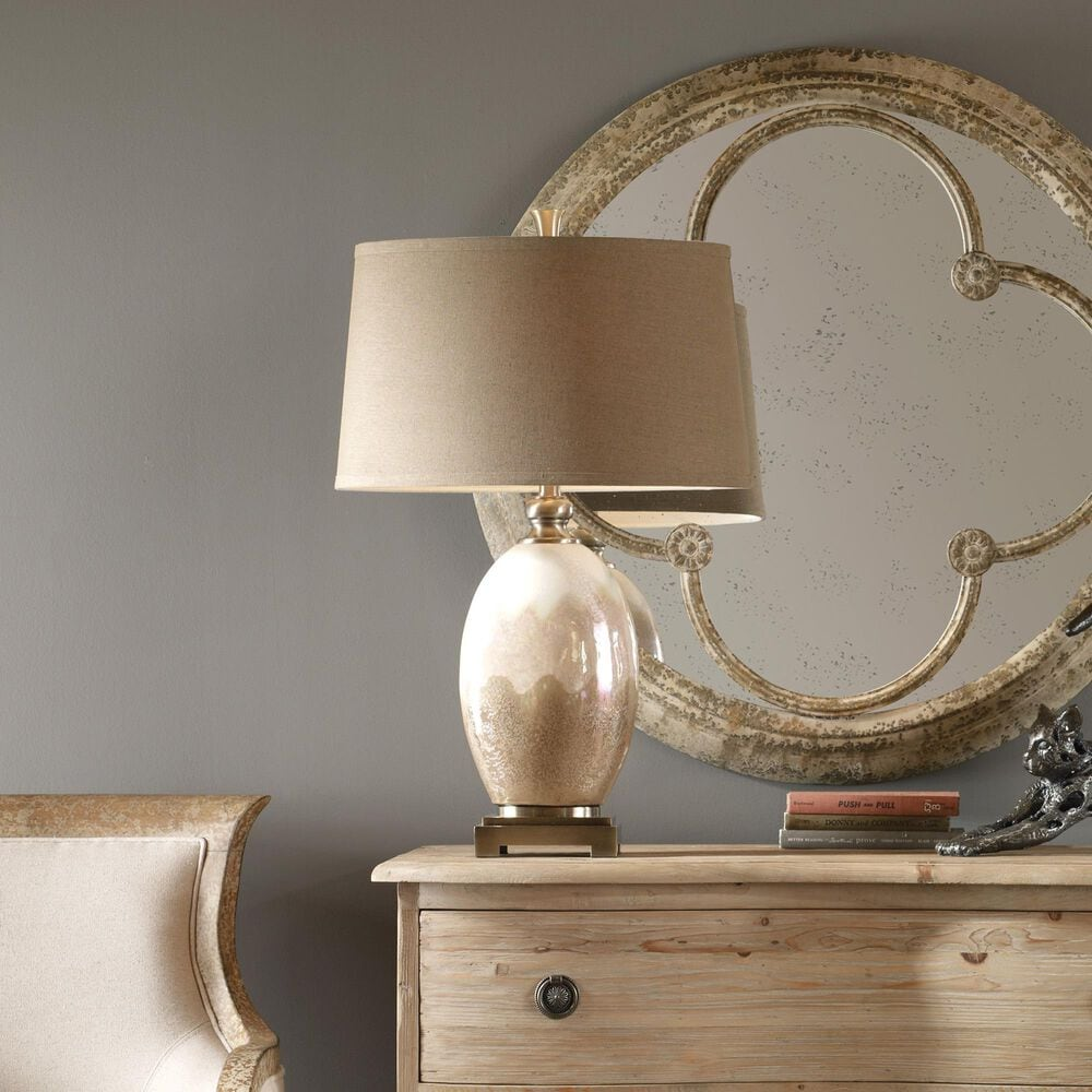 Uttermost Eadric Table Lamp, , large