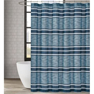 Pem America London Fog Mitchell Shower Curtain in Blue, , large
