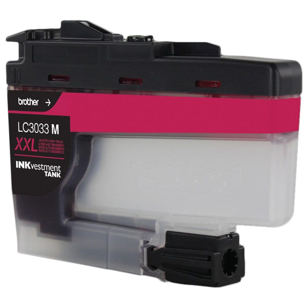 Brother Single Pack Super High-Yield Magenta INKvestment Tank Ink Cartridge, , large