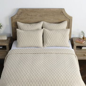 Classic Concepts 3-Piece Queen Quilt Set in Natural, , large