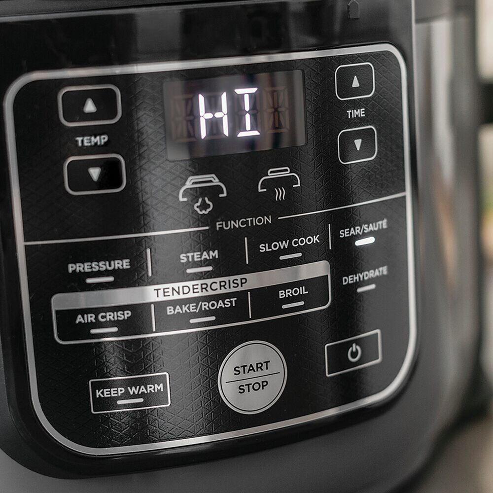 Ninja Foodi 8-qt. 9-in-1 Deluxe XL Pressure Cooker & Air Fryer, , large