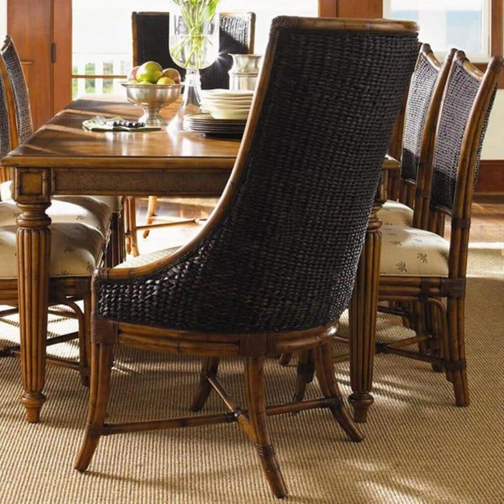 Tommy Bahama Home Island Estate Cruz Bay Host Dining Chair in Plantation, , large