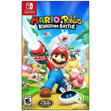 Mario + Rabbids Kingdom Battle - Nintendo Switch , , large