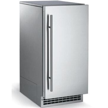 "Scotsman 15"" Undercounter Ice Maker with 26 lbs Storage, , large"