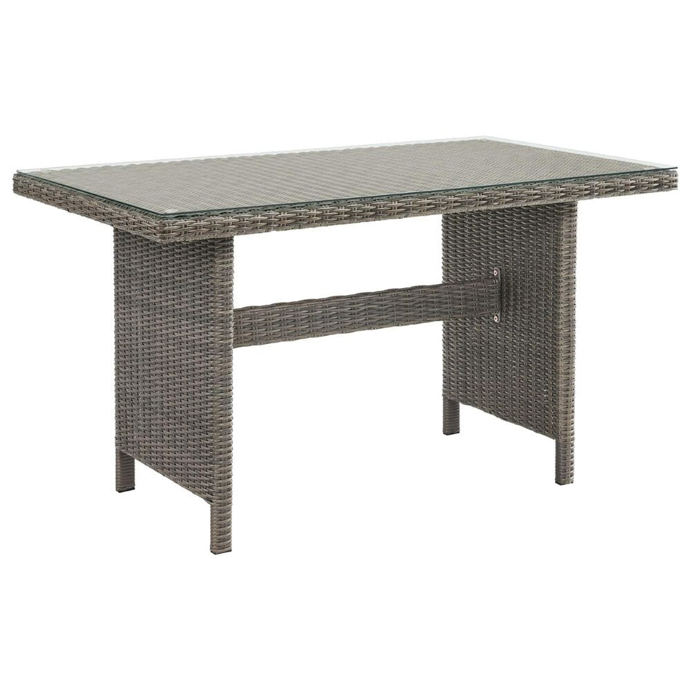 Bolton Furniture Asti 5-Piece Patio Dining Set in Gray, , large