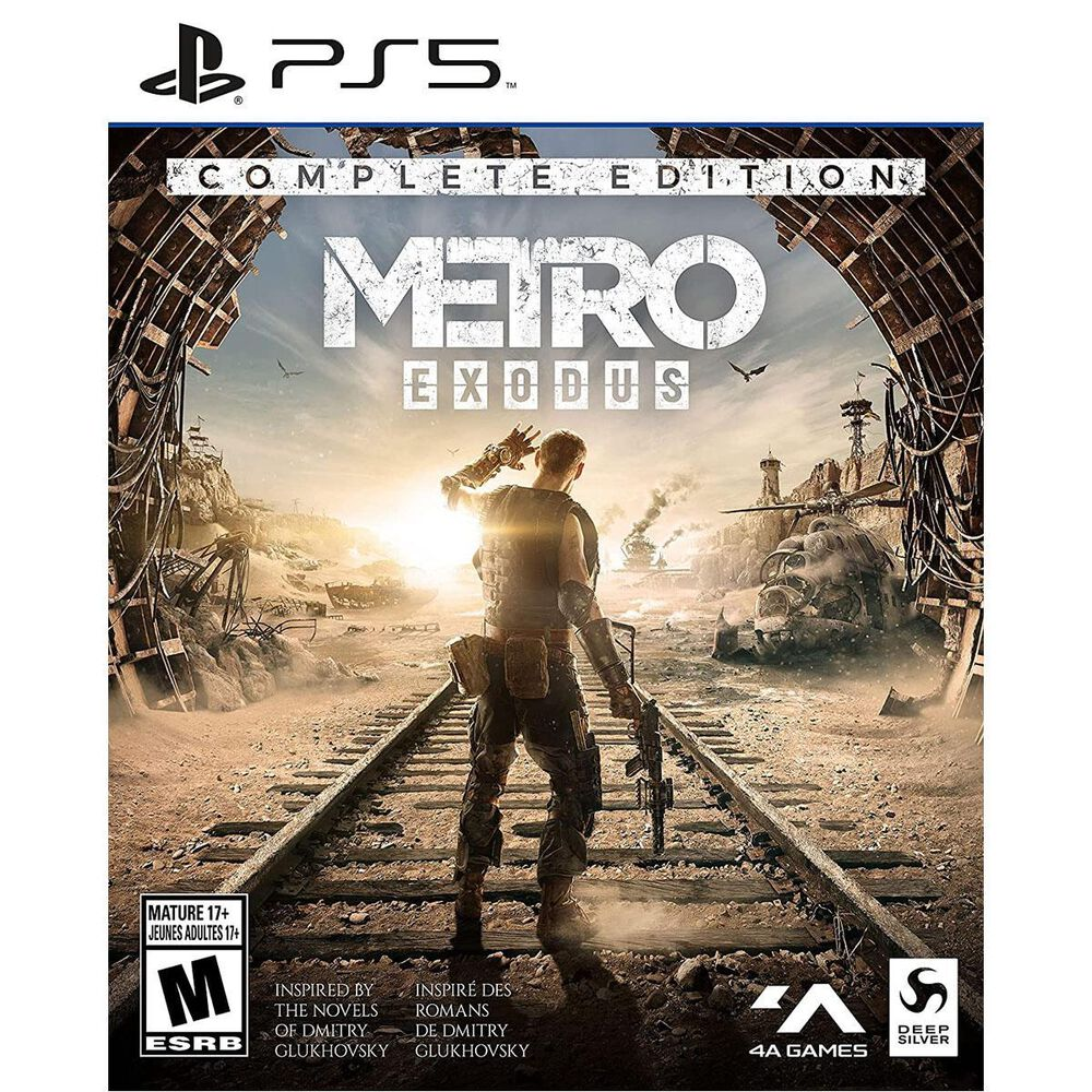 Metro Exodus Complete Edition - PlayStation 5, , large