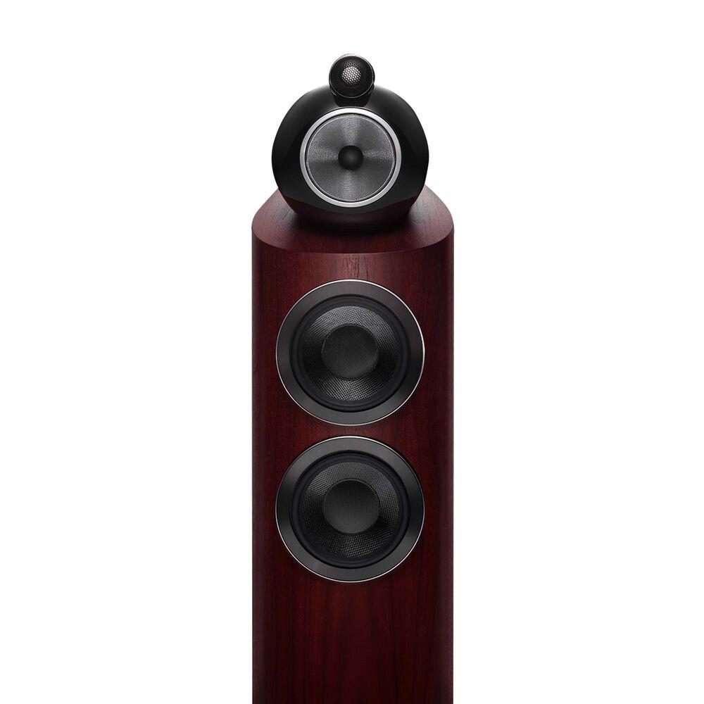 Bowers and Wilkins 803D3 3 Way Floor Standing Speaker (Each) in Rosenut, , large