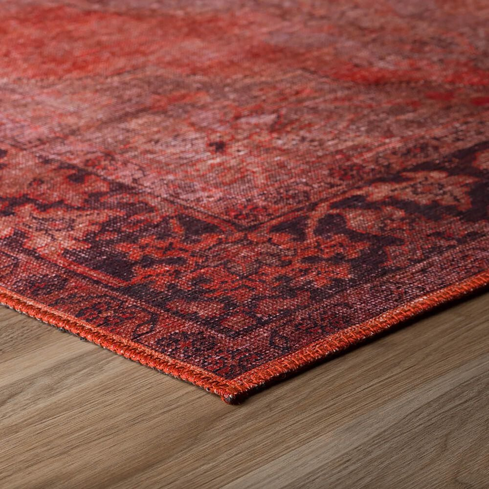 """Dalyn Rug Company Amanti AM1 2'3"""" x 7'7"""" Ginger Scatter Rug, , large"""