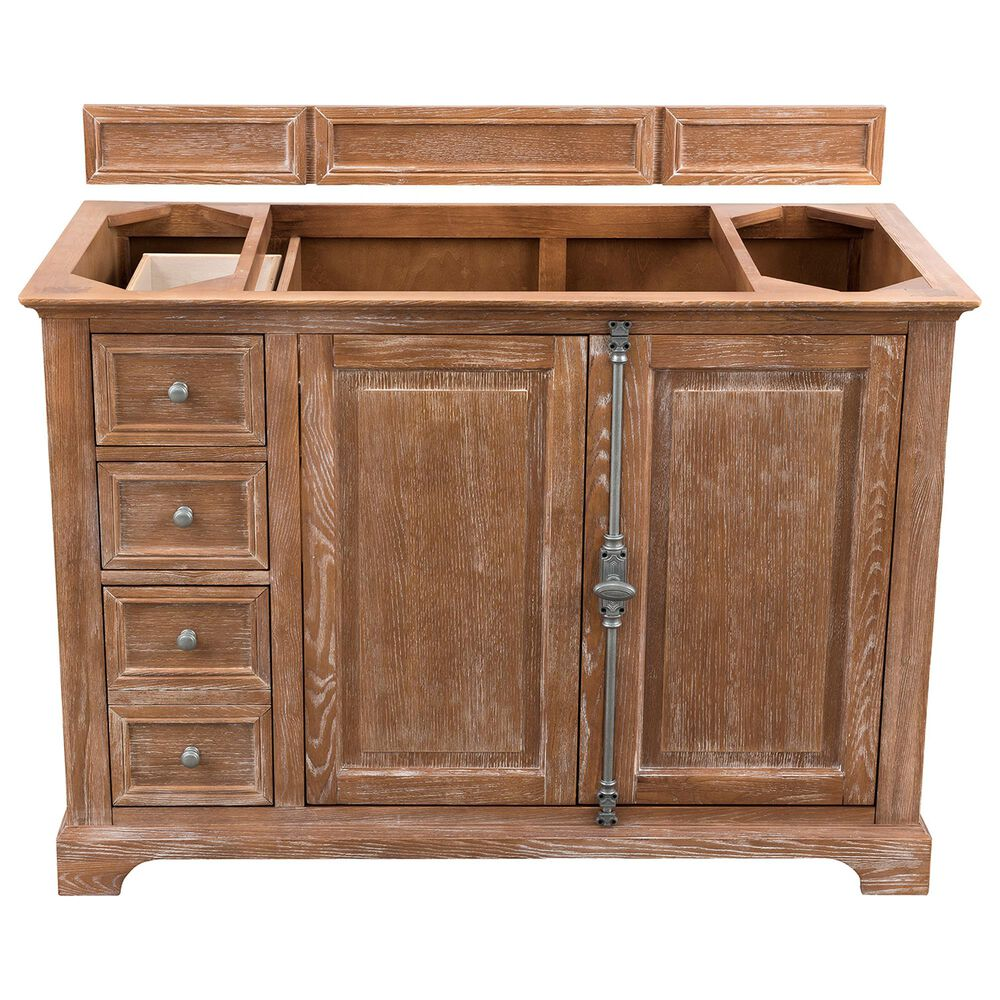 """James Martin Providence 48"""" Single Vanity Cabinet in Driftwood, , large"""