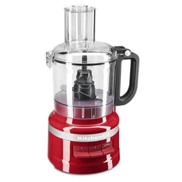 KitchenAid 7 Cup Food Processor Plus in Empire Red, , large