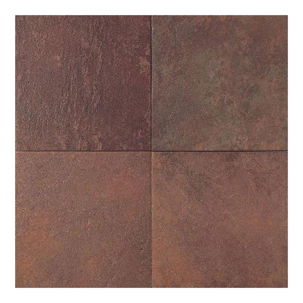 """Dal-Tile Continental Slate Indian Red 12"""" x 12"""" Porcelain Tile, , large"""