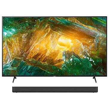"""Sony 49"""" Class 4K LED Ultra HD - Smart TV with HDR and 2.1 Soundbar, , large"""