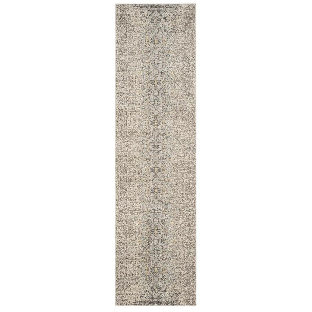 "Safavieh Monaco MNC209G-28 2'2"" x 8' Grey/Multi Runner, , large"