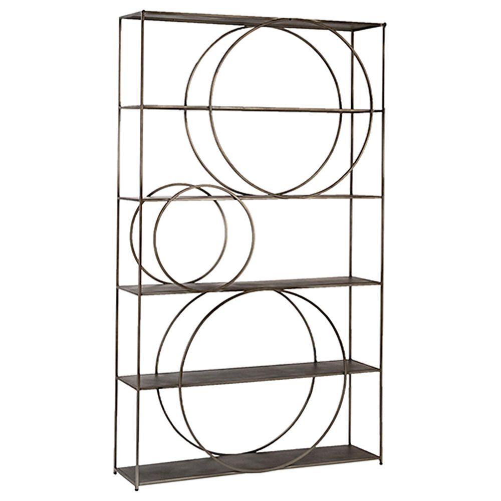Blue Sun Designs Kukk Bookcase in Grey, , large