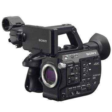 Sony PXW-FS5 XDCAM Super 35 Camera System - Body Only, , large