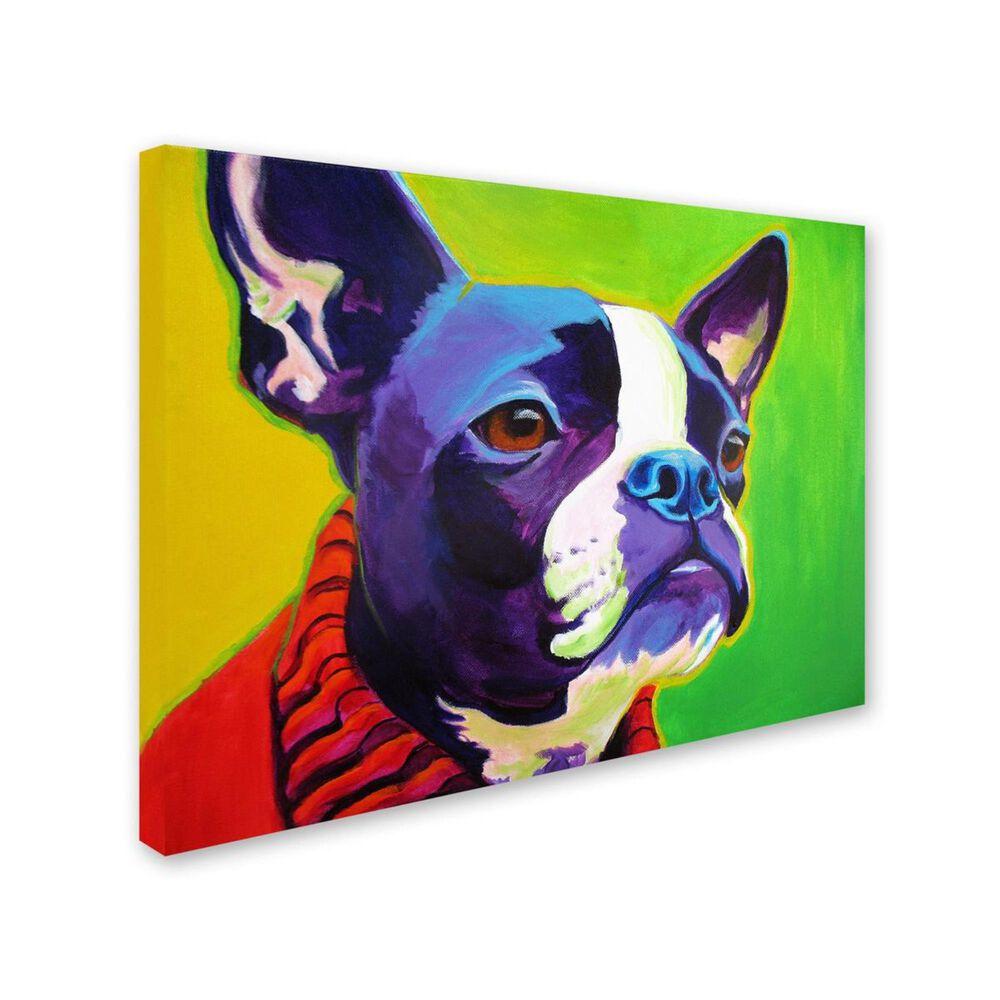 Timberlake DawgArt 'Ridley' Canvas Art, , large