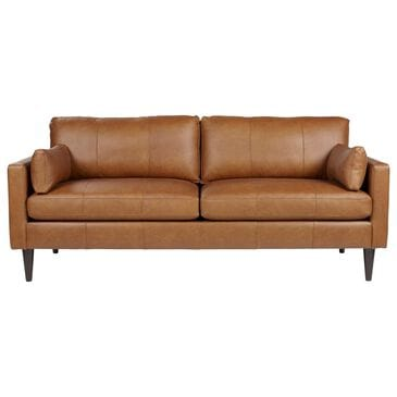 Best Home Furnishings Trafton Sofa in Brosmer Rust and Espresso Finish, , large
