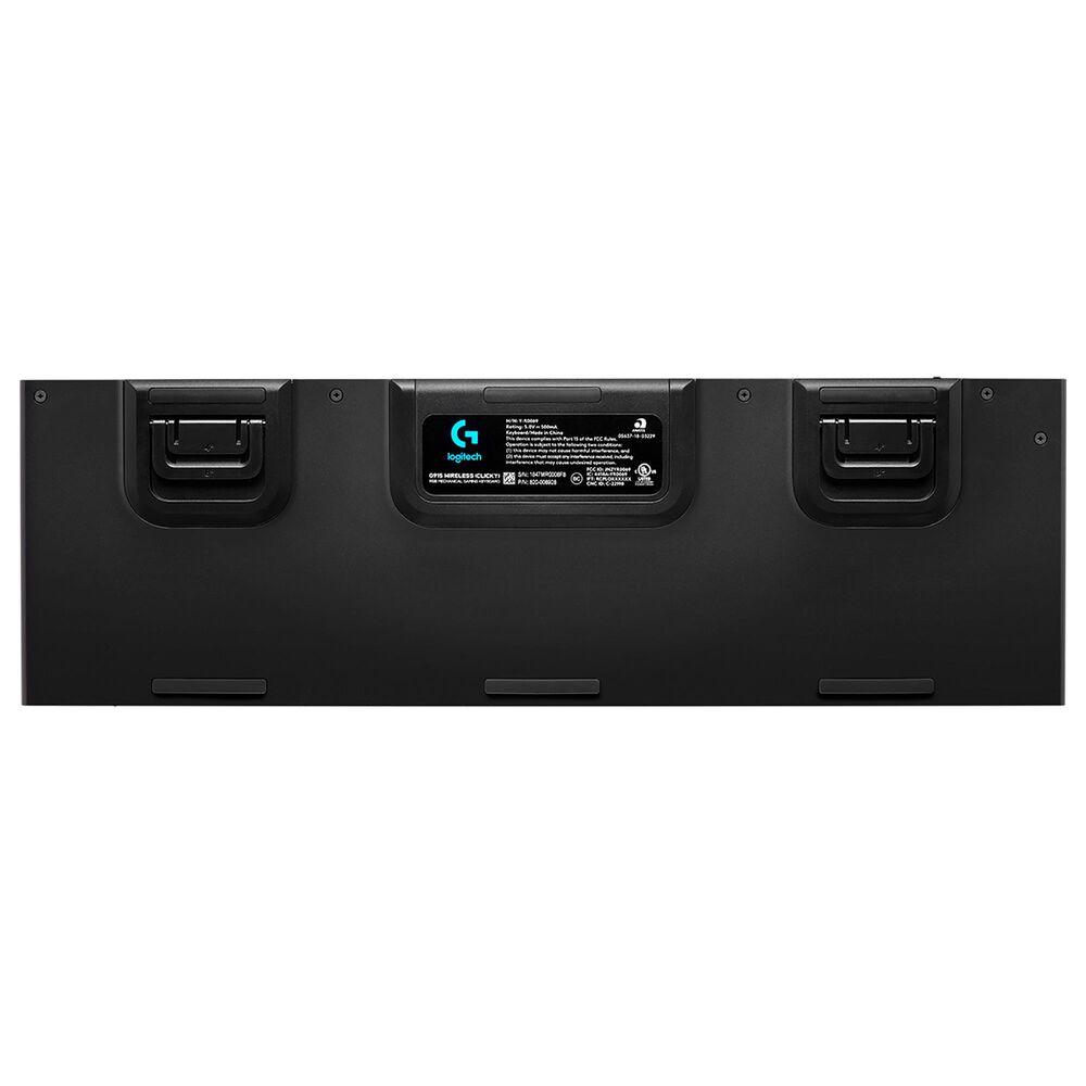 Logitech G915 Lightspeed Wireless RGB Mechanical Gaming Keyboard Tactile in Black, , large