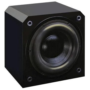 "Sunfire Single 8"" 1000W Powered Subwoofer in Black Lacquer, , large"