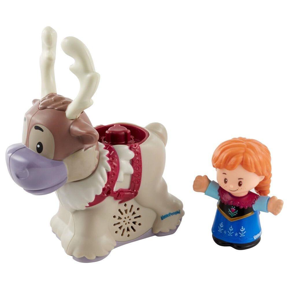 Little People Disney Princess Frozen Anna and Sven, , large