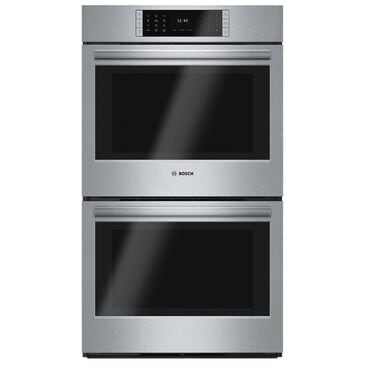 "Bosch 30"" Benchmark Series Double Wall Oven, , large"