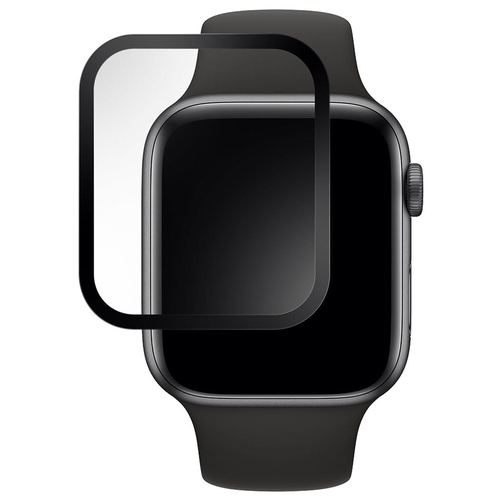 BodyGuardz Prtx Hybrid Glass Screen Protector For Apple Watch Series 5 44mm in Clear, , large