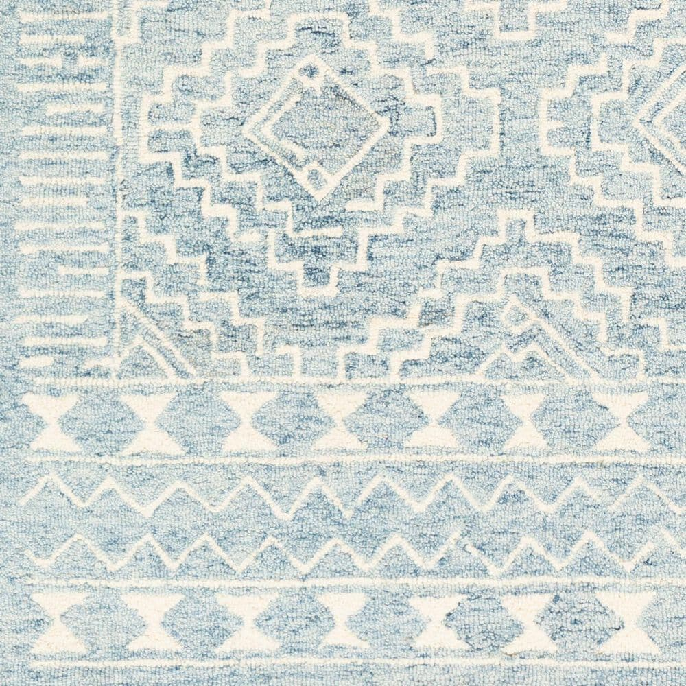 """Surya Granada GND-2324 5' x 7'6"""" Pale Blue, Beige and Sky Blue Area Rug, , large"""