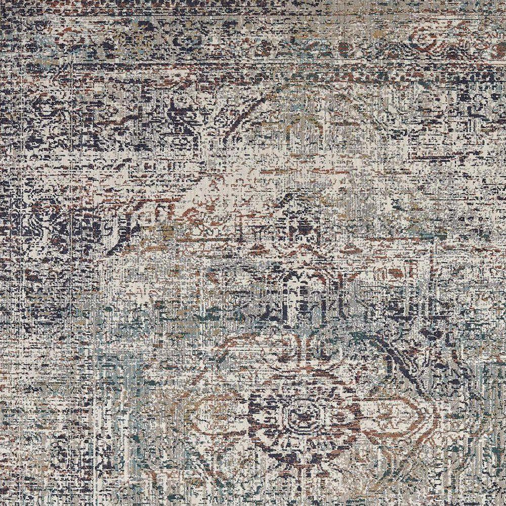 "Karastan Soiree Keene 91981-99999 2'4"" x 7'10"" Multicolor Area Rug, , large"