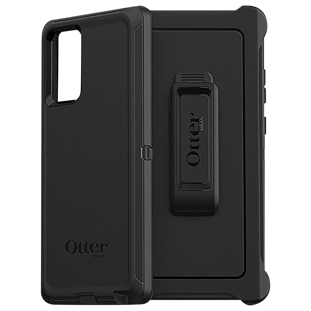 Otterbox Defender Series Case for Galaxy Note 20 5G in Black, , large
