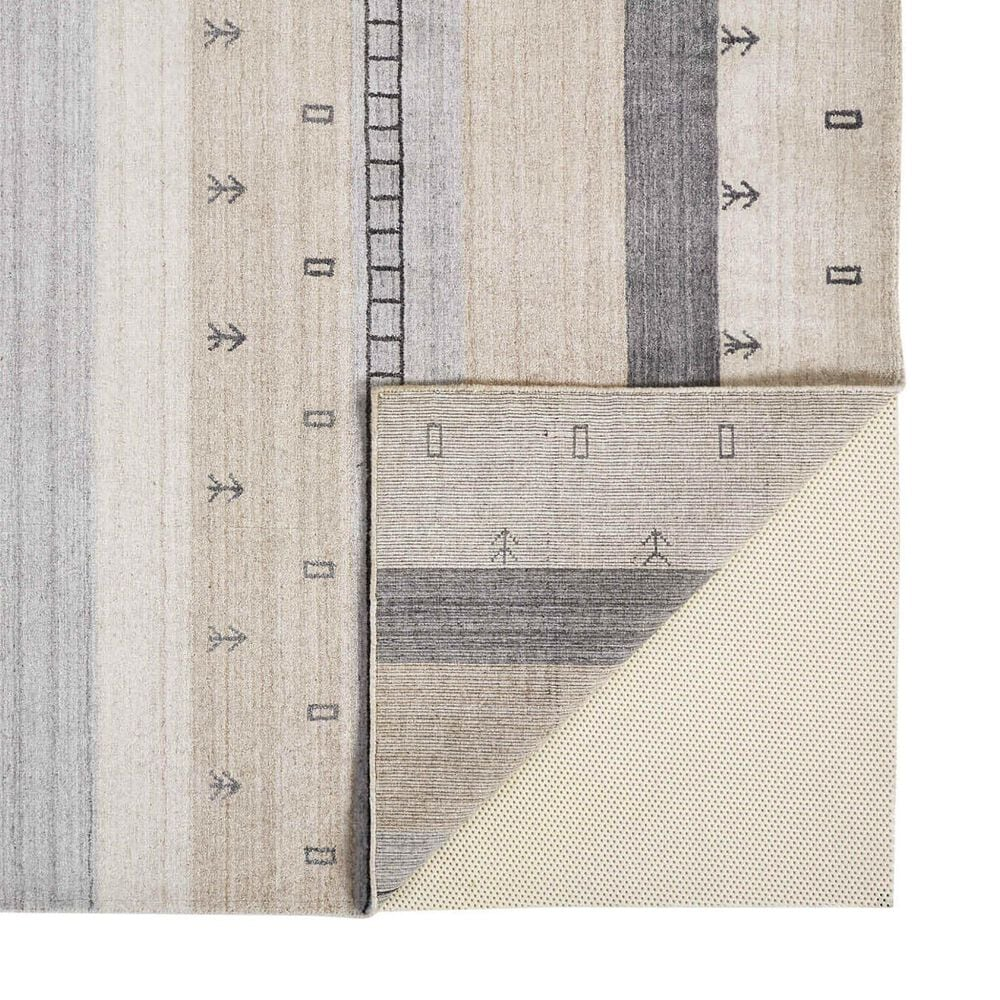 """Feizy Rugs Legacy 5'6"""" x 8'6"""" Beige and Gray Area Rug, , large"""