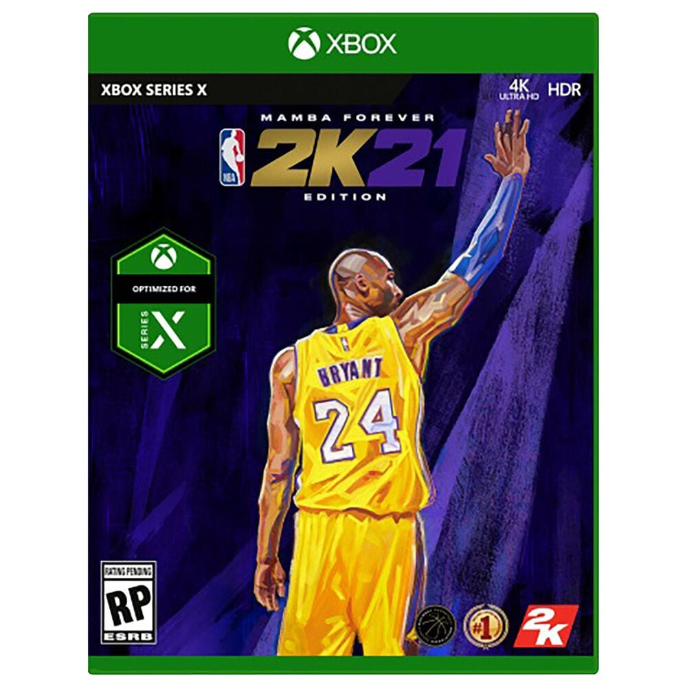 NBA 2K21 Mamba Forever Edition - Xbox Series X, , large