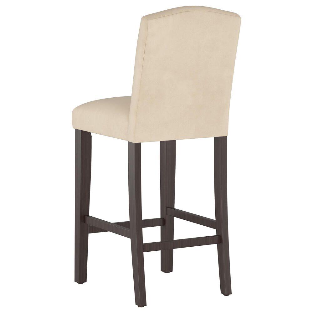 Skyline Furniture Bar stool in Velvet Pearl, , large