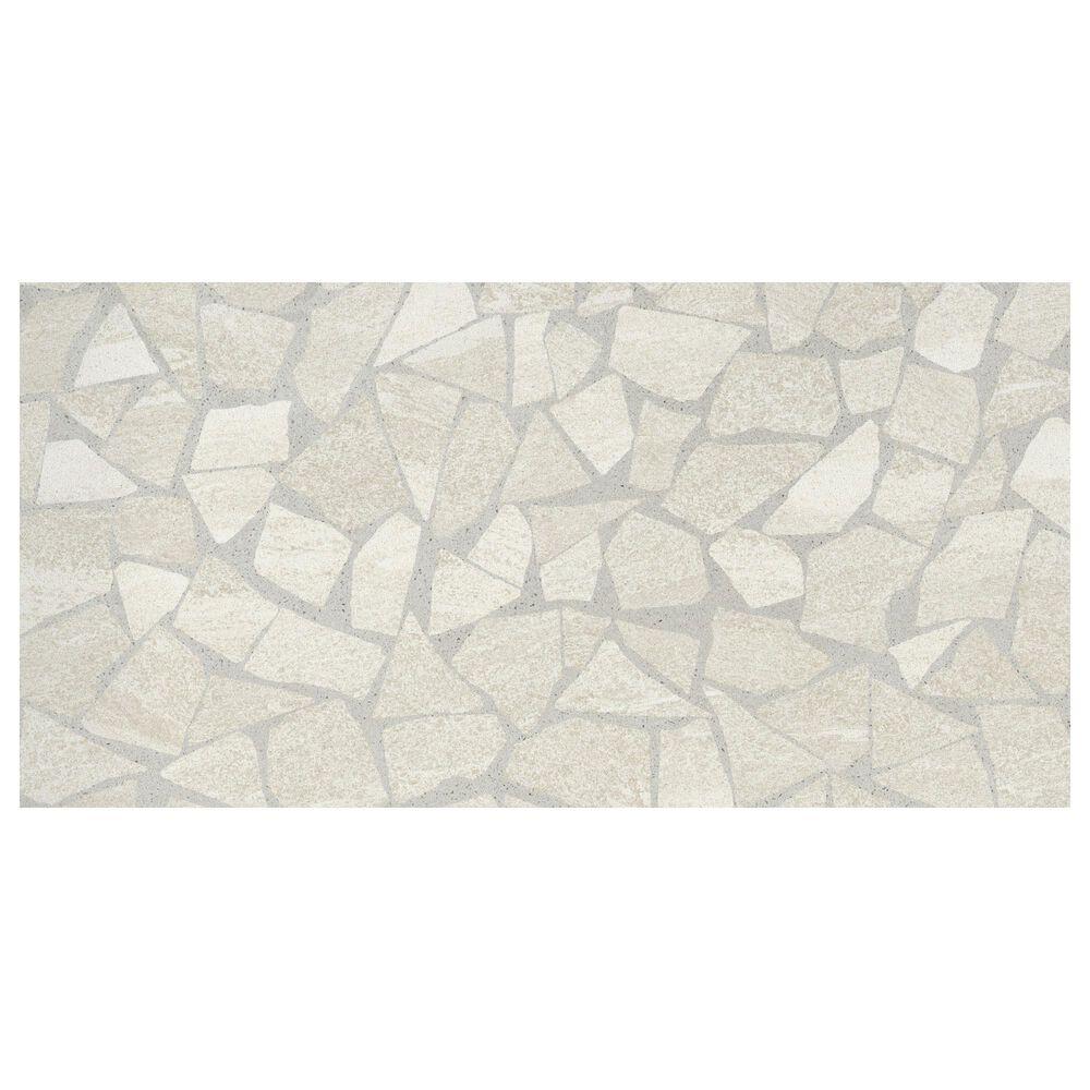 """Emser Mood River Ivory 12"""" x 23"""" Porcelain Tile, , large"""