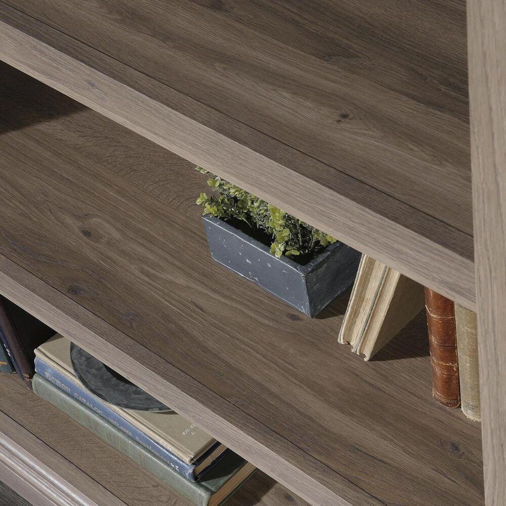 Sauder Select 3-Shelf Bookcase in Salt Oak, , large
