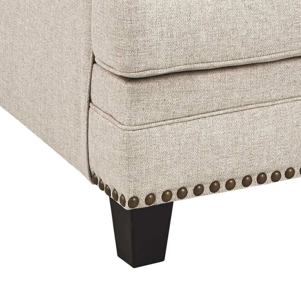 Signature Design by Ashley Claredon Accent Chair in Linen, , large