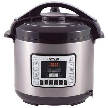 NuWave 8 Quart Pressure Cooker, , large