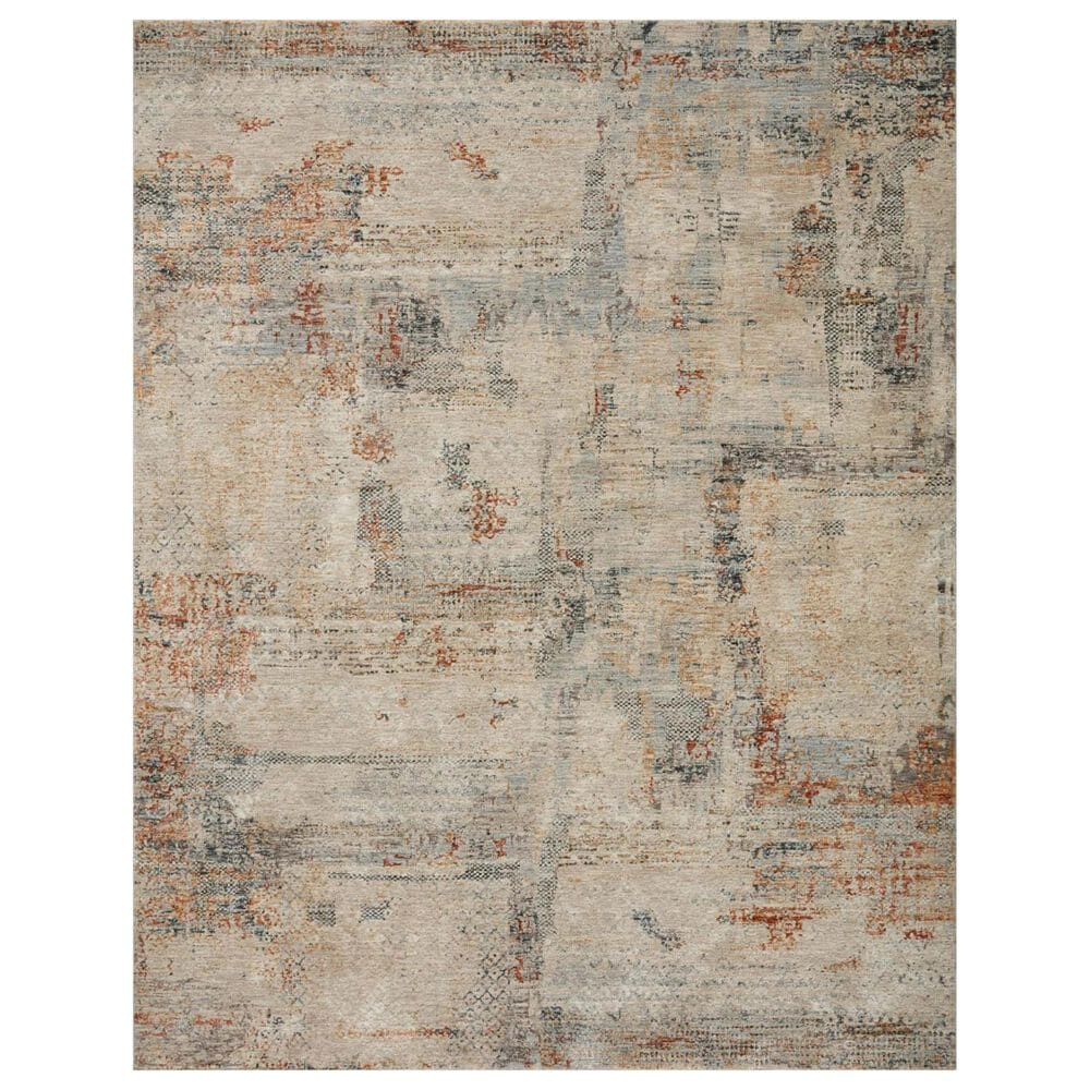 "Feizy Rugs Axel 6'7"" x 9'10"" Sand Area Rug, , large"