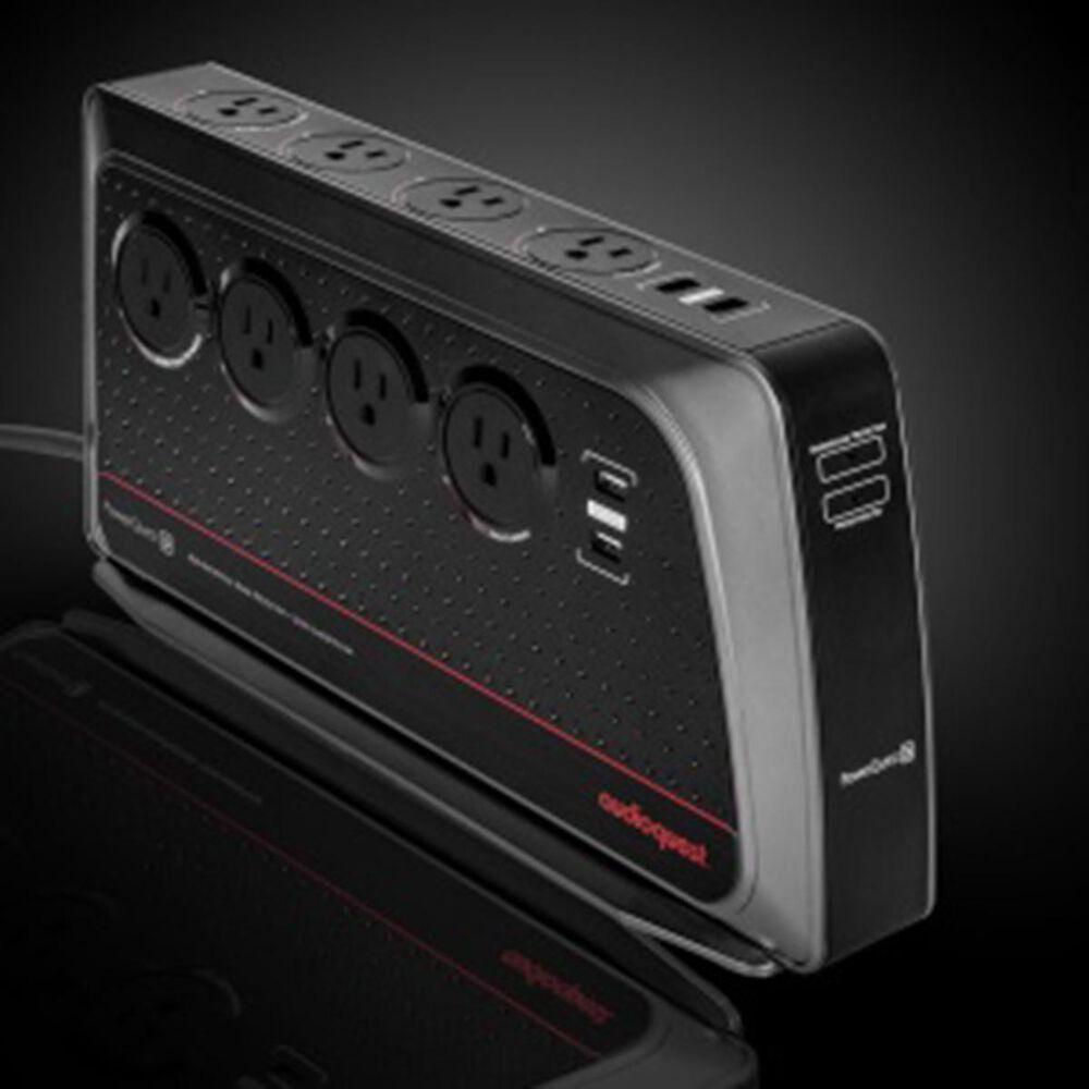 AudioQuest PowerQuest 3 8-Outlet Surge Protector, , large