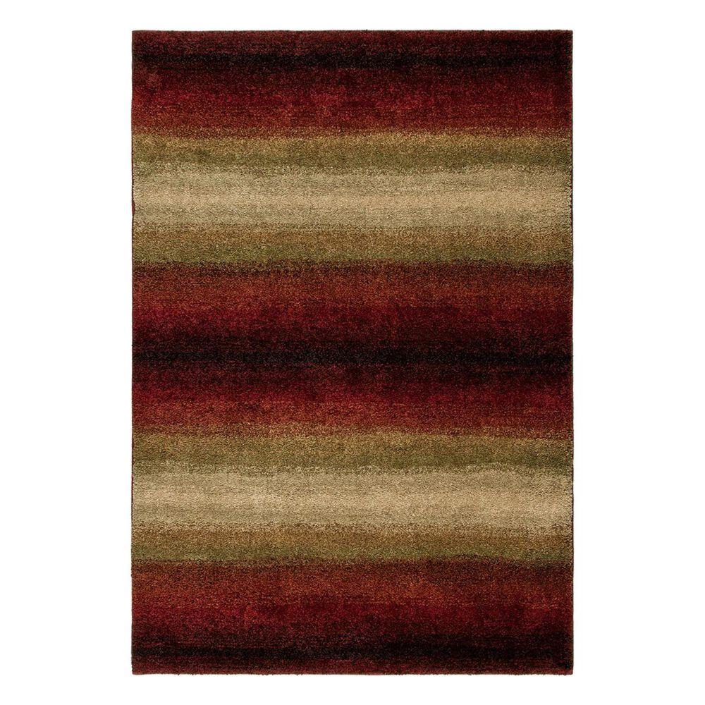 Orian Wild Weave 1623 Skyline 5.25' X 7.50'  Lava, , large