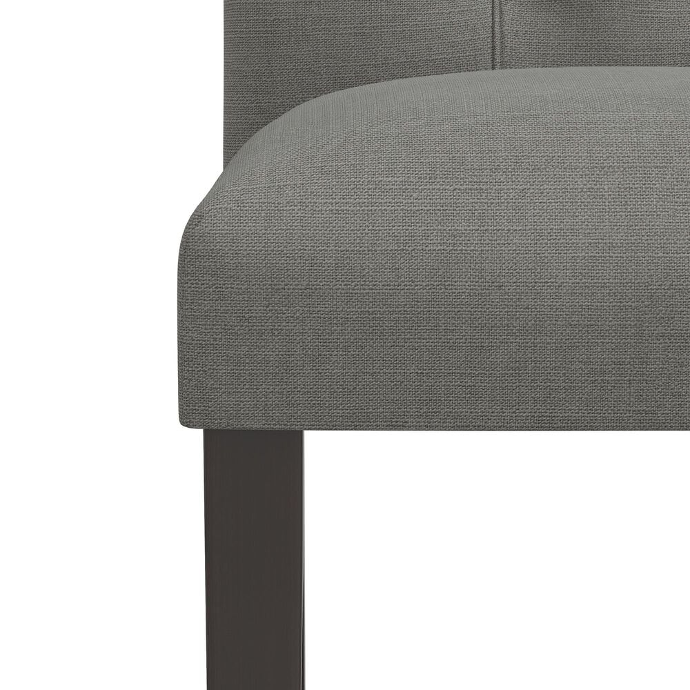 Skyline Furniture Dining Chair in Linen Grey, , large