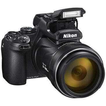 Nikon COOLPIX P1000 Digital Camera, , large