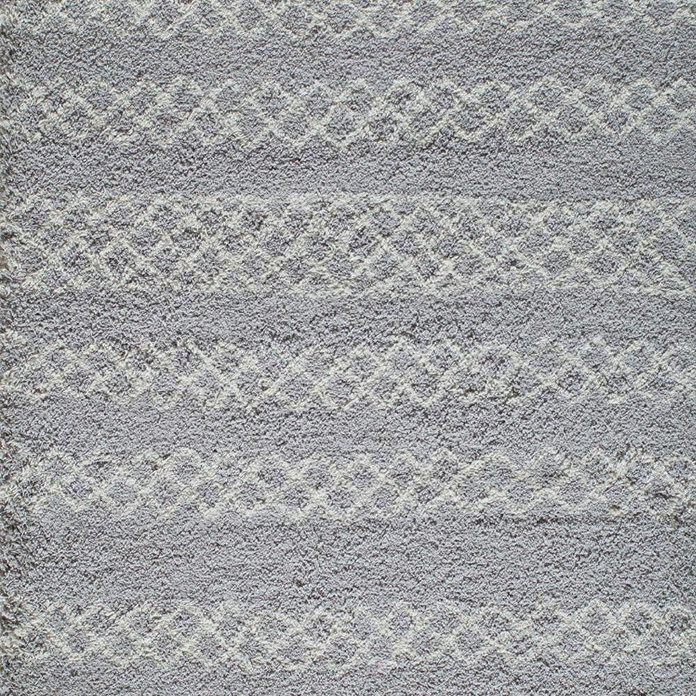 "Momeni Maya MAY-3 5'3"" x 7'6"" Grey Area Rug, , large"